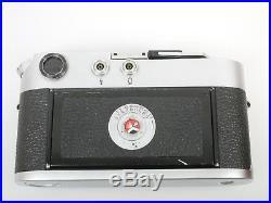 Leica M4 Gehäuse body Nr. 1227817 technisch sehr gut fully functional