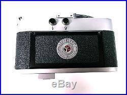 Leica M4 MDa camera chrome in box