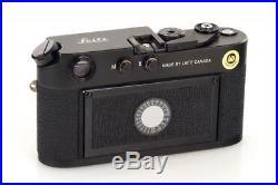 Leica M4-P black // 30143,18