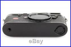 Leica M4-P black // 31612,12