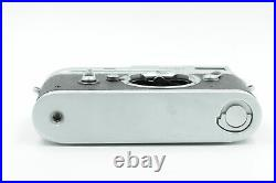 Leica M4 Rangefinder Film Camera Body Chrome #113