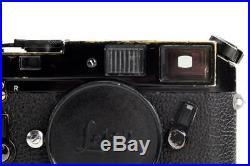 Leica M4 black paint // 31924,6