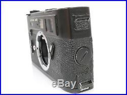 Leica M5 body black