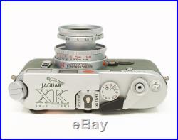 Leica M6 Jaguar XK 13/50 Camera with Elmar 2.8/50