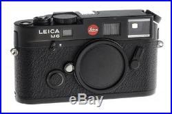 Leica M6 TTL 0,58 10475 black // 32809,1