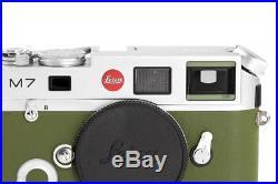 Leica M7 0.85 10506 chrome à la carte // 31755,1