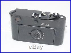 Leica M7 35mm rangefinder film camera withbox. Use all Leica M and Leica M39 lenses