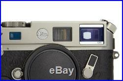 Leica M7 50 Jahre Leica M System 10570 Titanium // 32778,4