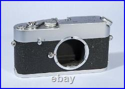 Leica MDa 35mm Film Camera Chrome Body 1969 Fully Working