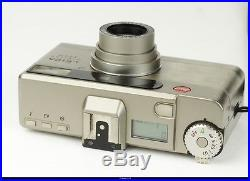 Leica Minilux Zoom 35mm Rangefinder Camera