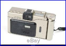 Leica Minilux Zoom 35mm Rangefinder Film Camera