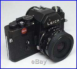 Leica R3 c/w Tamron 28mm f2.5 Adaptall 2 Lens