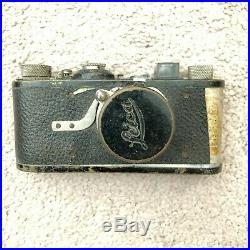 Leica camera vintage 1930s-1940s Leitz Elmar 135f = 50mm