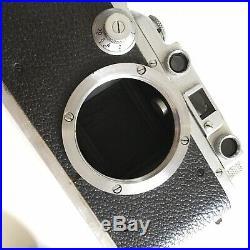 Leica iii Model F Chrome Bj. 1937