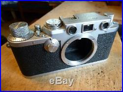 Leica lllf rangefinder for parts or repair