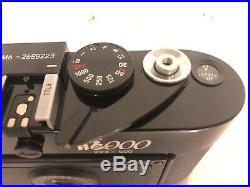 Leica m6 TTL 0.85 Dragon 2000