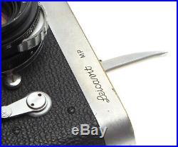 Leicavit MP SYOOM-M RARE Original Leica M2 rangefinder Unusual Summicron 2/35mm