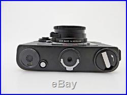Leitz Leica CL 1320393 M mit Summicron C 40 mm f2 Zubehör ja198