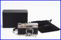 Leitz Leica CM Minilux w. Summarit 2.4/40mm