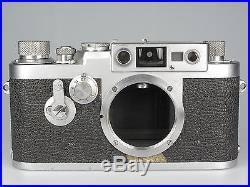 Leitz Leica GOOEF III g ELW + SOORE Summitar 2 / 50 mm ELW 80424
