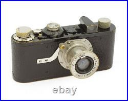 Leitz Leica I #5534 with Elmar 3.5/50 mm