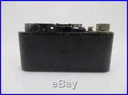 Leitz Leica II schwarz black No 73785 wu159