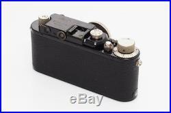 Leitz Leica III Mod. F Black/Nickel w. Elmar 3.5/5cm