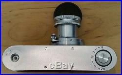 Leitz Leica III a DRP, vintage 35mm camera, lens Summar f=5cm 12, pre war 1938