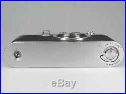 Leitz Leica III f mit Elmar 3,5 5 cm 50 mm 81352