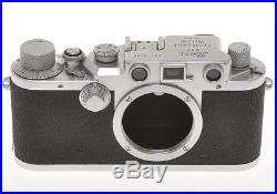 Leitz Leica IIIC III C 470768 sharkskin 1949 exc+++, in working order