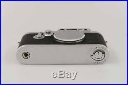Leitz Leica IIIG III G GOOEF 81773