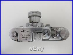 Leitz Leica IIIa 177383 M39 Summar 388612 5cm F2 Summitar 846680 5cm F2 ja086