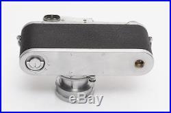 Leitz Leica IIIb #350821 w. Summitar 2/5cm #524710