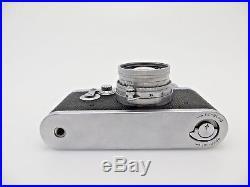 Leitz Leica IIIg 904731 M39 Summicron 1231986 5cm F2 OZXVO jc124