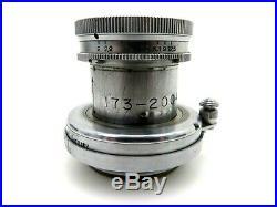 Leitz Leica IIIg Nr 878122 PROP OF US NAVY 173 No 131367 Summar 5cm f2 jl085