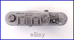 Leitz Leica Ig Wetzlar 907858 Body jx013