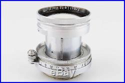 Leitz Leica LOOHN III F mit Summitar 2 50 mm 5 cm ELW 82491