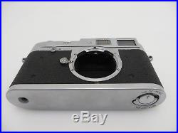 Leitz Leica M1 Kamera BODY 1102422 je009