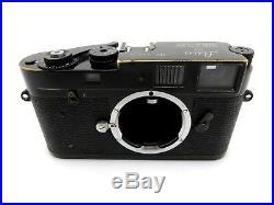 Leitz Leica M2 1031948 BLACK Paint BODY jj009