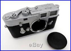 Leitz Leica M3 1015894 Body chrom M Bajonett jb108