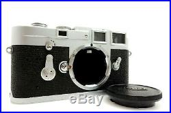 Leitz Leica M3 1033814 Kamera Body chrome jw126