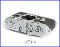 Leitz Leica M3 #743843 DS Chrome Rengefinder 35 mm Camera