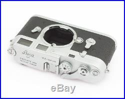 Leitz Leica M3 #957315 Rangefinder Camera Body