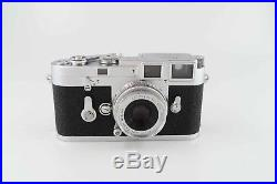 Leitz Leica M3 M 3 Elmar 50 50mm very nice set 82770