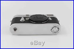 Leitz Leica M3 M 3 one stroke 10150 IGEMO 81689
