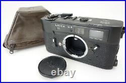 Leitz Leica M5 M 5 Kamera BODY 2 Lugs #1290484 jh091