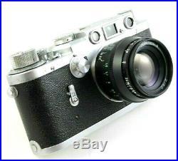 Leotax-F (Japanese Leica replica) Rangefinder Camera & Jupiter 8 50mm F2 lens
