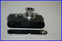 Leotax-TV RARE Vintage Japanese Rangefinder Camera And Lens. 570524. UK Sale