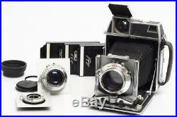 Linhof Super Technika 6x9 w. 3 Lenses (65 105 180) Outfit