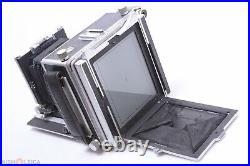 Linhof Technika III Range Finder Camera 4x5, 270mm Lens Cam, Original Case